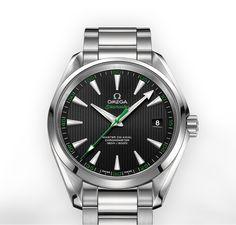 OMEGA Watches: Seamaster Aqua Terra Golf