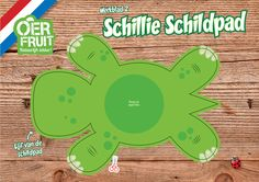 Schillie Schildpad I - met Pimp je OER-Fruit appel
