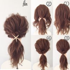 86 cool wedding hairstyles for the modern bride - Hairstyles Trends Easy Hairstyles Thin Hair, Scarf Hairstyles, Bride Hairstyles, Pretty Hairstyles, Long Hair Wedding Styles, Short Hair Styles, Beauty Tips For Hair, Hair Beauty, Hair Arrange