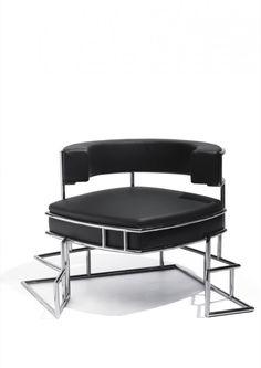 Torq Armchair / Daniel Libeskind