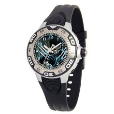 Marvel Comics Kids' MA0108-D383-Black Marvel Wolverine Spectrum Watch Marvel Comics. $29.00. Save 17%!
