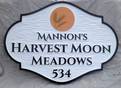 The Carving Company | Full Service Custom Carved Sign Shop | Custom Business Signs - Wood Carved (B7)