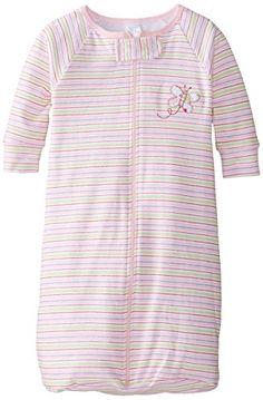 Spasilk Baby Girls 3 Pack 100 Percent Cotton Scratch Mittens