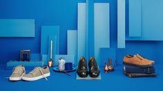 Mr B Gentleman's Boutique. Set design by Oliver Stenberg. Photo by Joseph Saraceno (via Cargo Collective).