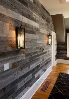 $180  ·  Gray Reclaimed Barn Wood Wall Panel- (20 Sq Ft, Reclaimed Barn Wood) Rustic Wood Walls, Reclaimed Barn Wood, Wood Cladding, Wood Panel Walls, Wood Wall Paneling, Wall Wood, Wooden Accent Wall, Reclaimed Wood Accent Wall, Red Barns