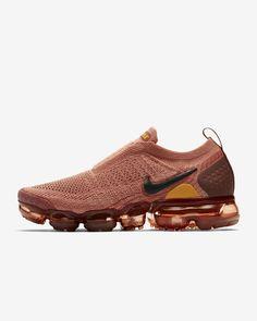 0beb6774f5e Nike Air VaporMax Flyknit Moc 2 Women s Running Shoe size 9. Pink and black  Nike