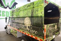 A chipping truck challenges Wicked Wraps: http://bigpicture.net/content/in-groove
