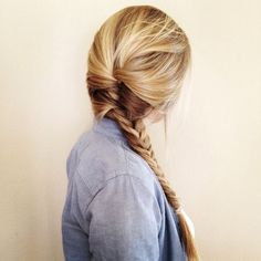 4 Hairstyles for Summer