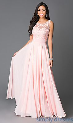 Beaded High Neck Lace Long Dress With Open Back