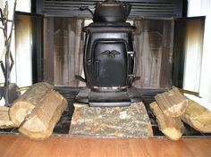 Heating with a wood stove vs. a water stove. Pros and cons of each.