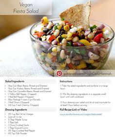 Vegan Fiesta Salad