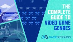 The Evolution of Video Game Genres video game genre Evolution Of Video Games, Types Of Video Games, Video Game Genres, Video Games List, Wolfenstein 3d, Scrolls Game, Real Time Strategy, Fps Games, Age Of Empires