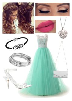 """""""Prom night"""" by whovian501 ❤ liked on Polyvore featuring Retrò, Akira, Girlactik, Accessorize, Worthington, Jewel Exclusive and Alexander Wang"""
