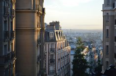 Sunrise in Montmartre, photo by Brocante Treasures