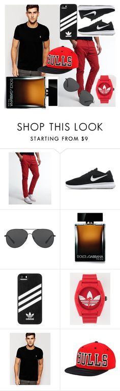 """""""my style"""" by mersudin-becirovic ❤ liked on Polyvore featuring Superdry, NIKE, Michael Kors, Dolce&Gabbana, adidas, Polo Ralph Lauren, men's fashion and menswear"""