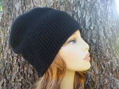 Hey, I found this really awesome Etsy listing at https://www.etsy.com/listing/157540651/pattern-laidback-watchcap-easy-crochet