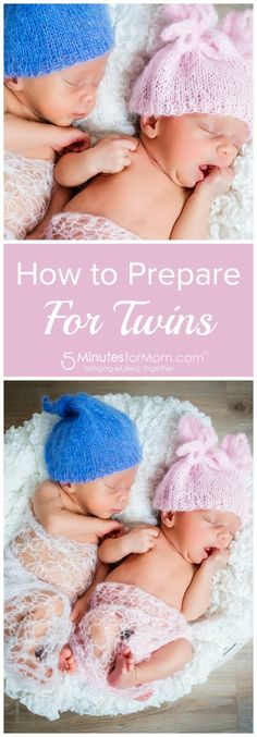 How to prepare for twins - tips from a mother of twins