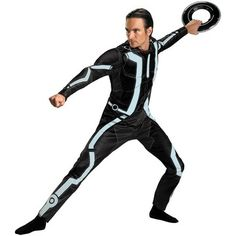 Tron Legacy - Deluxe Adult Male Costume