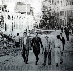 ΠΡΙΝ ΑΠΟ 71 ΧΡΟΝΙΑ: Όταν οι #Γάλλοι βομβάρδιζαν πάλι τη #Συρία ------- > Δεν είναι η πρώτη φορά που υπάρχει κίνδυνος να προκληθεί κάποιου είδους πολεμική σύρραξη μεταξύ «μεγάλων δυνάμεων»  μ΄ αφορμή ή για τη Συρία. _________________ του Τάκη Κατσιμάρδου #France #Syria #71years #war http://fractalart.gr/71-years/