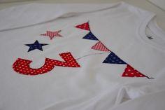 """T-Shirts - Geburtstagsshirt """"3"""" - ein Designerstück von LinaLia73 bei DaWanda"""