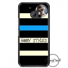 Harry Styles One Direction Cool Photo HTC One M10 Case