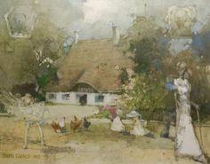 Zmartwychwstanie Jaśnie Pani Norman Rockwell, Marion Peck, Landscape, Painting, Polish, Art, Scenery, Enamel, Painting Art