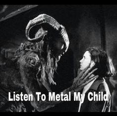 Something I'll say to my child