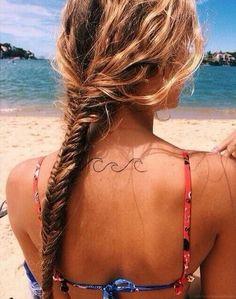 hair tattoo location everything!