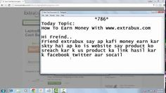 How To Earn Money With Extrabux