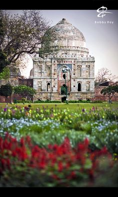 The Tomb, Lodhi Gardens, New Delhi, India Lodi Gardens, Indian Garden, Mother India, Indian Architecture, Classic Architecture, Amazing India, India Tour, Asia, Delhi India
