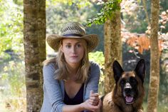 Taylor Schilling, who plays Beth in The Lucky One. In UK cinemas 2 May 2012.    http://www.facebook.com/TheLuckyOneUK