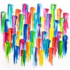 Sunshine Popsicles - Galerie Perreault  #Art #AbstractArt #ArtAbstrait #artwork #artiste #Peinture #PAinting #Quebec #Canada #ArtGallery #GAlerieDart Artgallery, Galerie D'art, Art Abstrait, Popsicles, Sunshine, Canada, Artwork, Painting, Toile