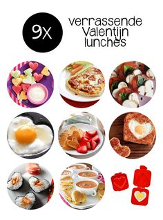 Wil jij jouw liefde dit jaar verrassen met een liefdevolle lunch? We gingen op zoek naar de lekkerste Valentijn lunch recepten.