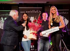 Sharena and John announced the winners of a Wedding Package with Rosanna Davison and Aidan Cooney August 2013, Competition, Dream Wedding, Couples, Gallery, Couple, Romantic Couples