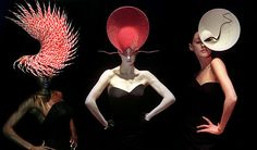 Wearable Art, Philip Treacy, Designer