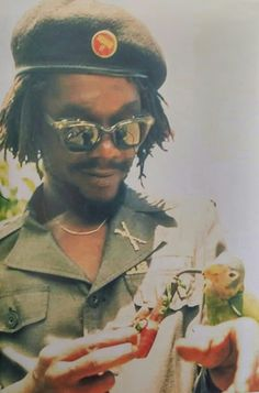 *Peter Tosh*. More fantastic pictures and videos of *The Wailers* on: https://de.pinterest.com/ReggaeHeart/