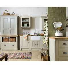 Harvest Freestanding Kitchen Furniture