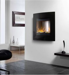 Electric Fires | Wall Mounted Electric Fires from Direct Fireplaces
