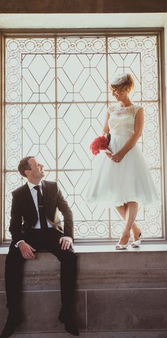 <b>Sometimes all you need is two people and an appointment to make your big day special.</b>