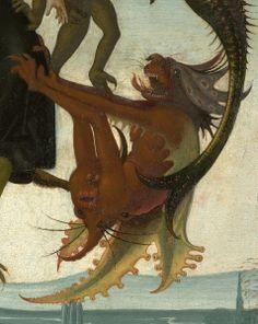 Michelangelo, Sistine Chapel detail