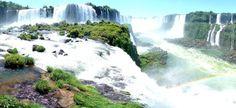 Les plus belles cascades du Monde - Chutes dIguazú - Brésil