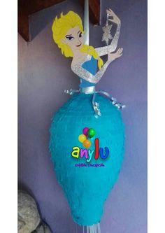 Elsa - frozen _anylu cotillon concepcion