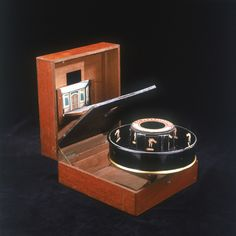 Original Praxinoscope Theatre, 1877 (optical toy)