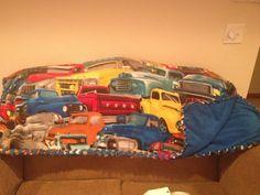 #Ford #F150 fleece blanket project Jan.2014