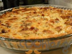 Quiche Lorraine, Sweets Cake, Macaroni And Cheese, Sandwiches, Food And Drink, Stuffed Peppers, Cooking, Breakfast, Ethnic Recipes