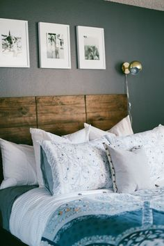 Easy ways to customize your summer rental! Photography: The College Housewife - http://thecollegehousewife.com/