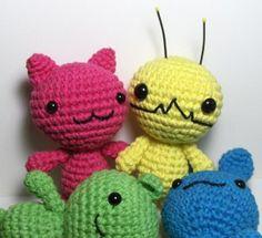 Nerdy Crochet Patterns