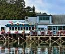 Tides tavern in Gig Harbor! Best fish and chips in the south sound.