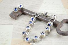 BULLET BRACELET Bullet Shell Casing Bracelet 223 by ChaosTrinkets, $50.00
