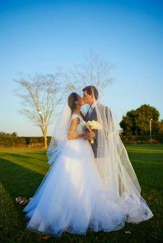 Um casamento rústico super fofo hoje no blog!